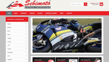 We've released new responsive Sebimoto website