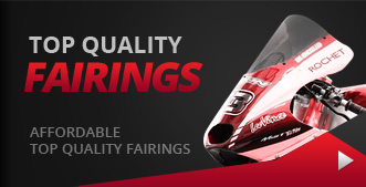 top quality motorcycle fairings